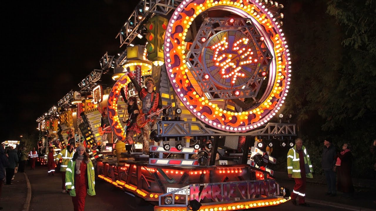 Bridgwater Carnival TV Advert Voiceover